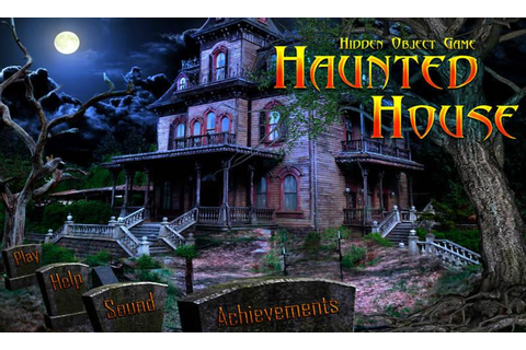 # 89 Hidden Objects Games Free New - Haunted House ...
