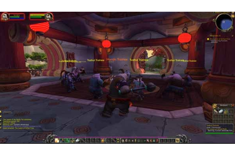 World of Warcraft Mists of Pandaria PC Game Download ...