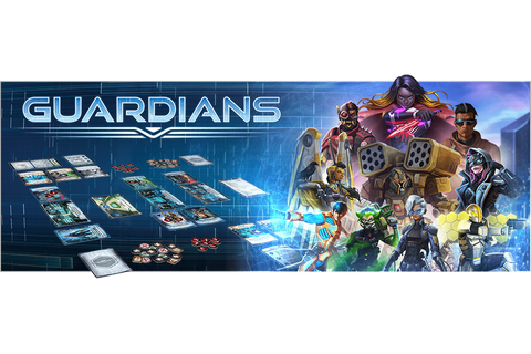 Guardians Hero Preview: Mauler & Paladin | News | Plaid ...