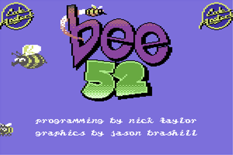 Download Bee 52 (Commodore 64) - My Abandonware