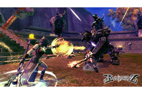 RaiderZ - Game closure confirmed as Korean developer shuts ...