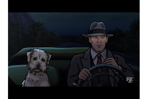 Archer P.I. Week 1 No Good Deed : ArcherFX
