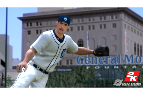 MLB 2K8 Screenshots, Pictures, Wallpapers - Xbox 360 - IGN