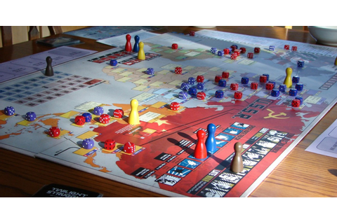 Review: Twilight Struggle | Shut Up & Sit Down