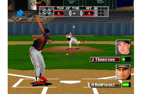 Bottom of the 9th '99 (1998) by Konami PS game
