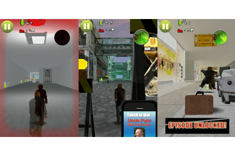 Snowden Run 3D is just like Temple Run except you play ...