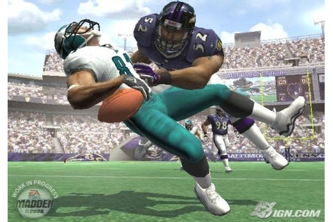 Madden NFL 2005: Chalk Talk - IGN