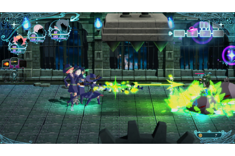 Little Witch Academia Chamber of Time (2) - Otakugame.fr