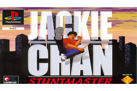 Jackie Chan Stuntmaster Completo. - YouTube