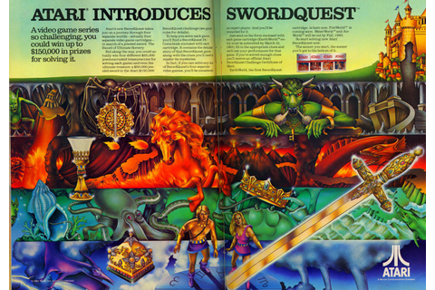 Gaming After 40: SwordQuest Launches! SwordQuest Gets ...