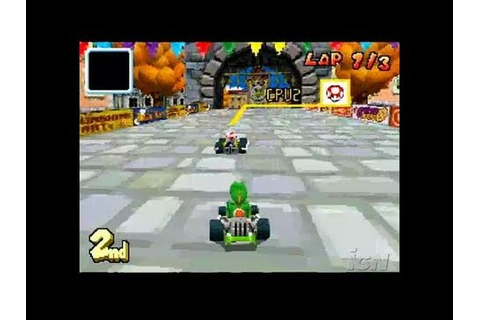 Mario Kart DS Nintendo DS Review - Video Review - YouTube