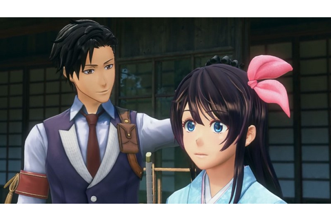 Project Sakura Wars Gets First Gameplay For New Action ...