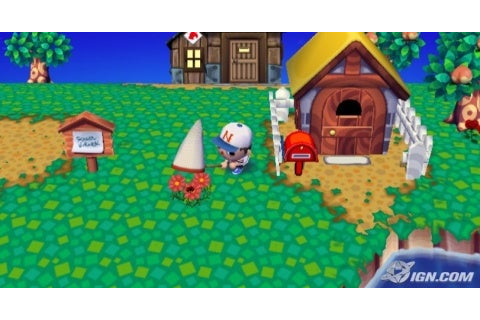 Animal Crossing: Let's Go to the City UK Review - IGN