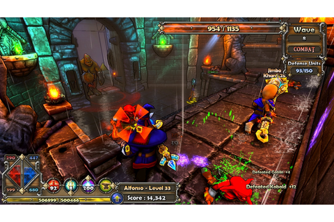 Dungeon Defenders PC: Test, Tipps, Videos, News, Release ...