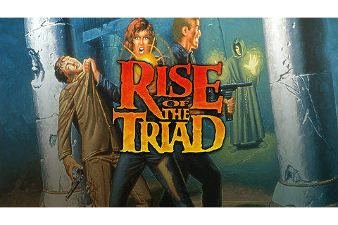 Rise of the Triad: Dark War - Download - Free GoG PC Games