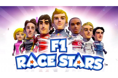 F1 Race Stars - Mostrando o Game - YouTube
