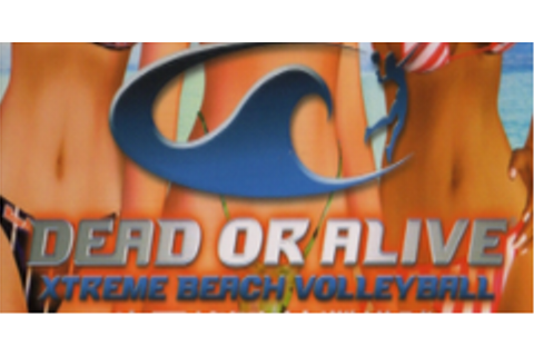 Dead Or Alive: Xtreme Beach Volleyball Download Game ...