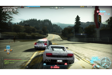 Download Need for Speed World PC - Download PC Games Free ...