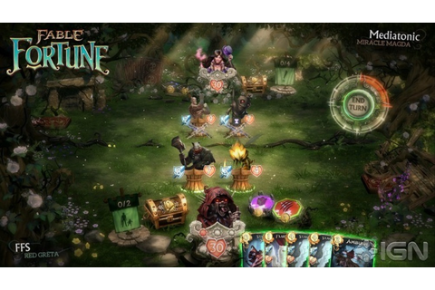Fable digital card game in the development from ex ...