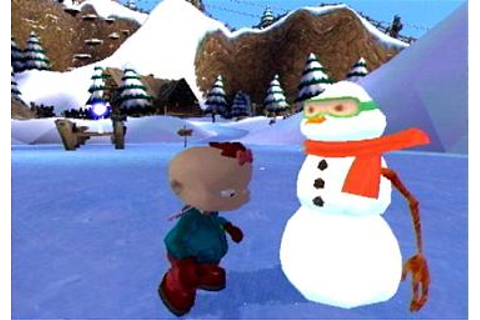 Screens: Rugrats: Royal Ransom - PS2 (2 of 9)