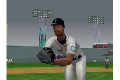 GameOver - Triple Play 2001 (c) EA Sports