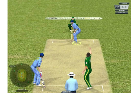 Cricket Revolution In-game Trailer [HD] - Official - YouTube