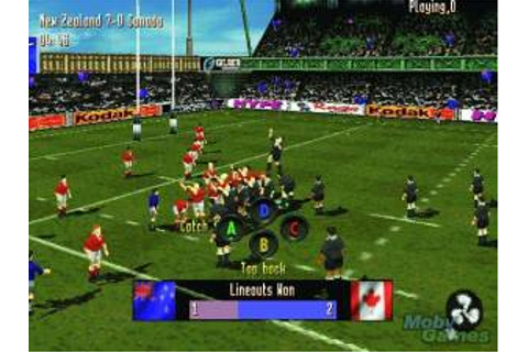 Game Classification : Jonah Lomu Rugby (1997)