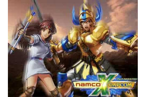 Namco X Capcom - The Tower Of Druaga - YouTube