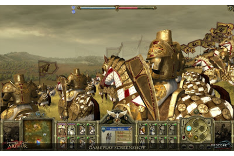 King Arthur 2 The Role-Playing War Game For PC Free ...
