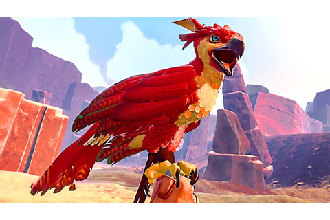 FALCON AGE Trailer (2018) PS VR - YouTube