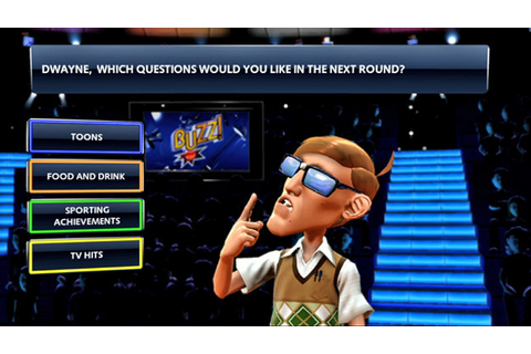 BUZZ!™ Quiz TV Game | PS3 - PlayStation