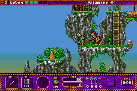 Traps 'n' Treasures (1993) by Nightingale Productions ...