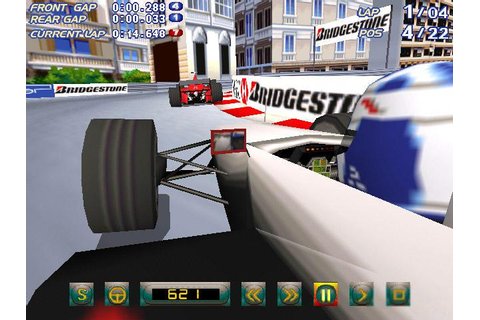 Official Formula One Racing Download (1999 Simulation Game)