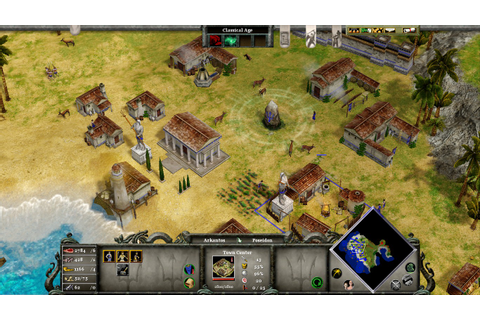 Age of Mythology: Extended Edition - Lutris