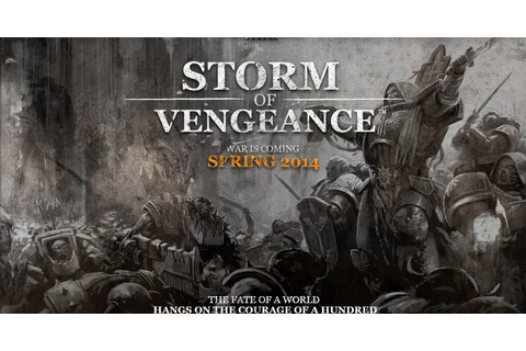 Warhammer 40,000: Storm of Vengeance (BETA) ~ Install ...