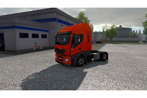 Iveco Hi-Way Reworked V2.2 [Schumi] 1.33.X Mod for Euro ...