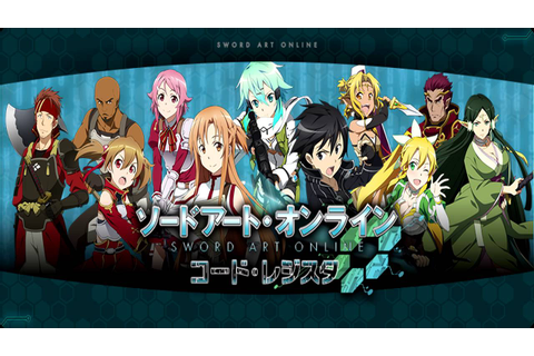 Sword Art Online: Code Register Theme Song (Music) - YouTube