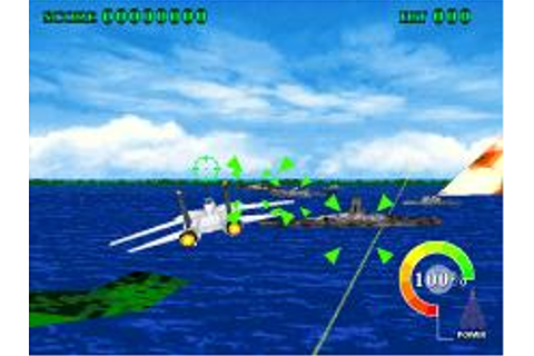 Sky Target 3D Download (1997 Arcade action Game)