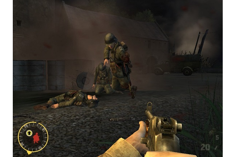 Download Game Brothers In Arms Earned in Blood PC RiP ...