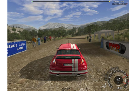 Xpand Rally Xtreme Full PC Game | 480Mb ~ God Of War