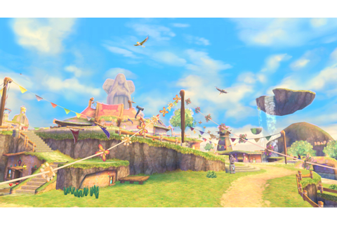 Game Review: The Legend of Zelda – Skyward Sword (Wii ...