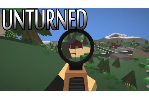 Unturned Gameplay Part 6 - WE FOUND SOMETHING AWESOME ...
