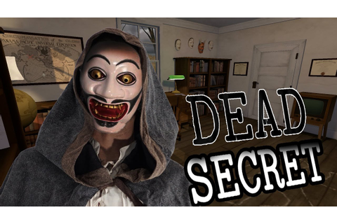 Dead Secret | Indie Horror Game (1) - Kabuki Mask Killer ...