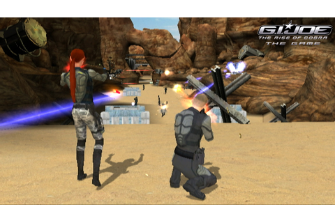 Amazon.com: G.I. JOE: The Rise of Cobra - Sony PSP: Video ...