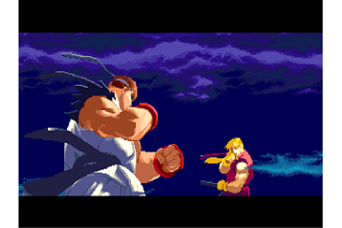 Street Fighter Alpha : Warriors' Dreams | Games RA is a ...