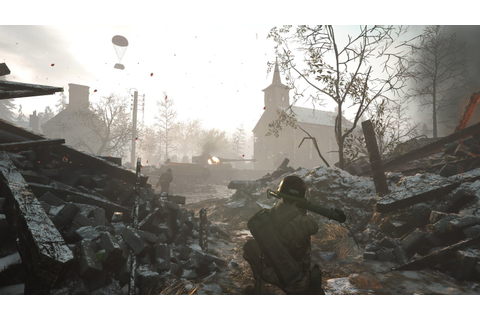 Hundred player WW2 FPS Hell Let Loose enters early access ...