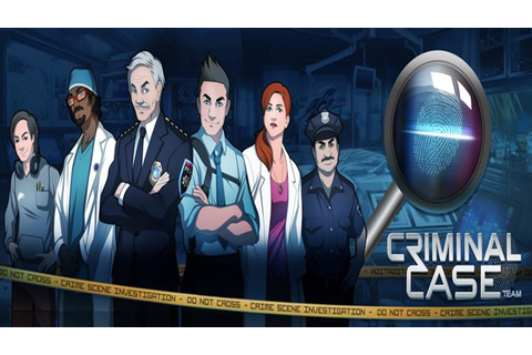 Criminal case game: Criminal case developer team