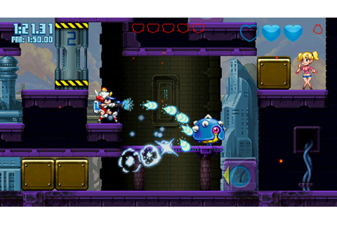 Mighty Switch Force! 2 Review (Wii U eShop) | Nintendo Life