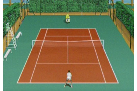 International Tennis Open Review for CD-i (1992) - Defunct ...