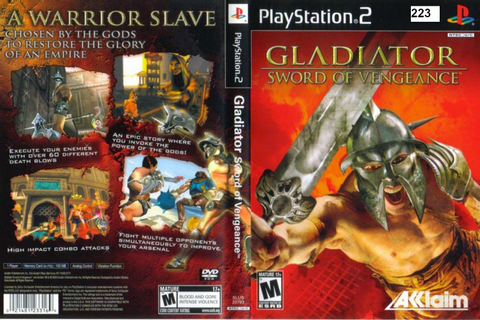 Gladiator Sword Of Vengeance PC Game ~ Download Games ...